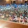 "Teacher's Day Special Talk on ""Spiritual Thinking & Behaviour in Students"" at SV Arts College, Tirupati, Andhra Pradesh"