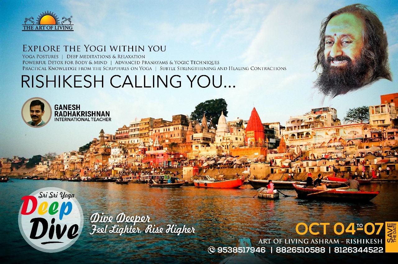 DD Rishikesh October