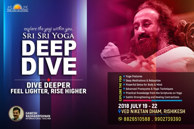 Deep Dive Rishikesh