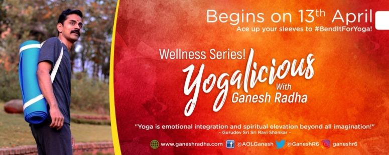 Yogalicious with Ganesh Radha 1