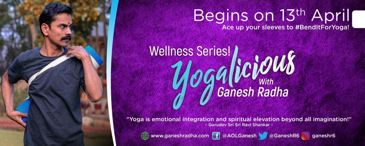 Yogalicious with Ganesh Radha 3