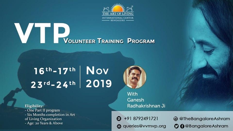 VTP Nov 2019 Ganesh Radha