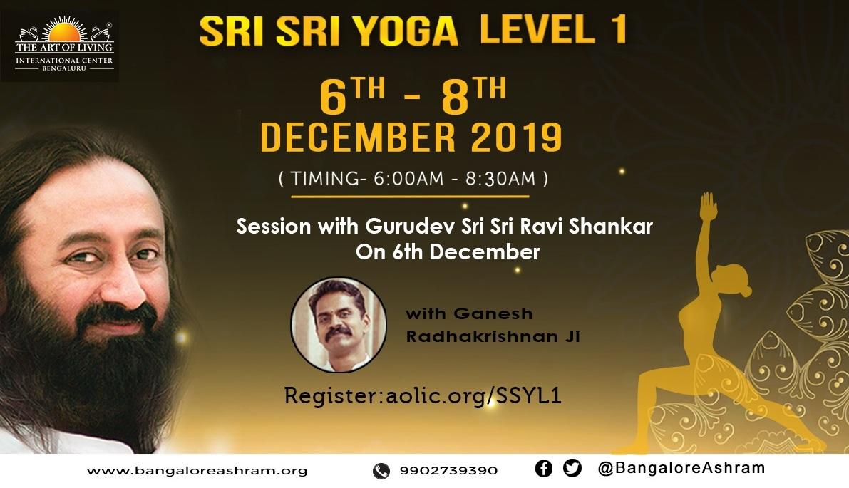 SSY 1 Dec 2019 Ganesh Radhakrishnan