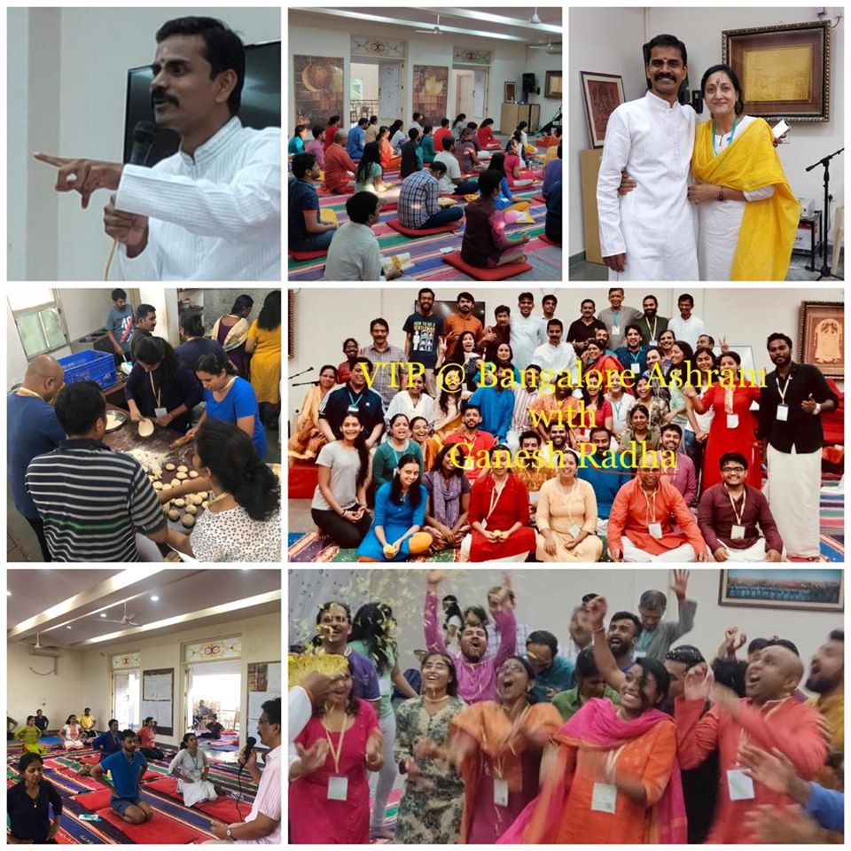 Art of Living VTP with Ganesh Radhakrishnan